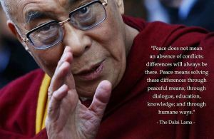 dalai-lama-peaceful-absence-conflicts-solving-differences