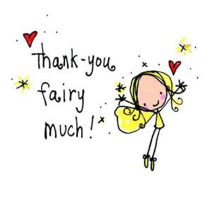 Thank-you-fairy